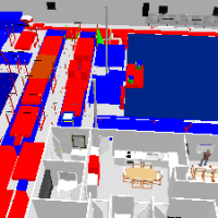 Sample 3D Gym Picture