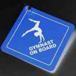 Gymnast On Board