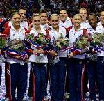 2012 US Olympic Gymnastics Team