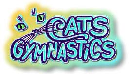 Cats Gymnastics logo
