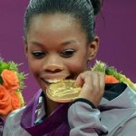 Gabby Douglas All-Around Gold Medal