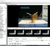 Kinovea Video Analysis Software screenshot