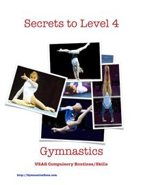 Level-4-Gymnastics-logo