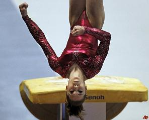 McKayla Maroney Vault at Japan World Championships