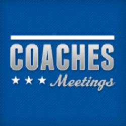 Team Coaches Meetings