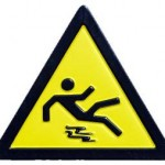 Safety Fall Sign