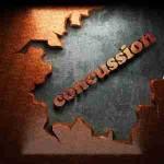 Concussion picture