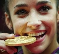Aly Raisman Olympic Gold