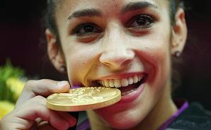Aly Raisman Olympic Gold