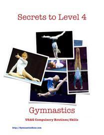 Level-4-Gymnastics-logo