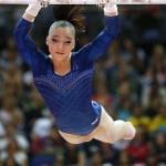 Aliya Mustafina - Bars